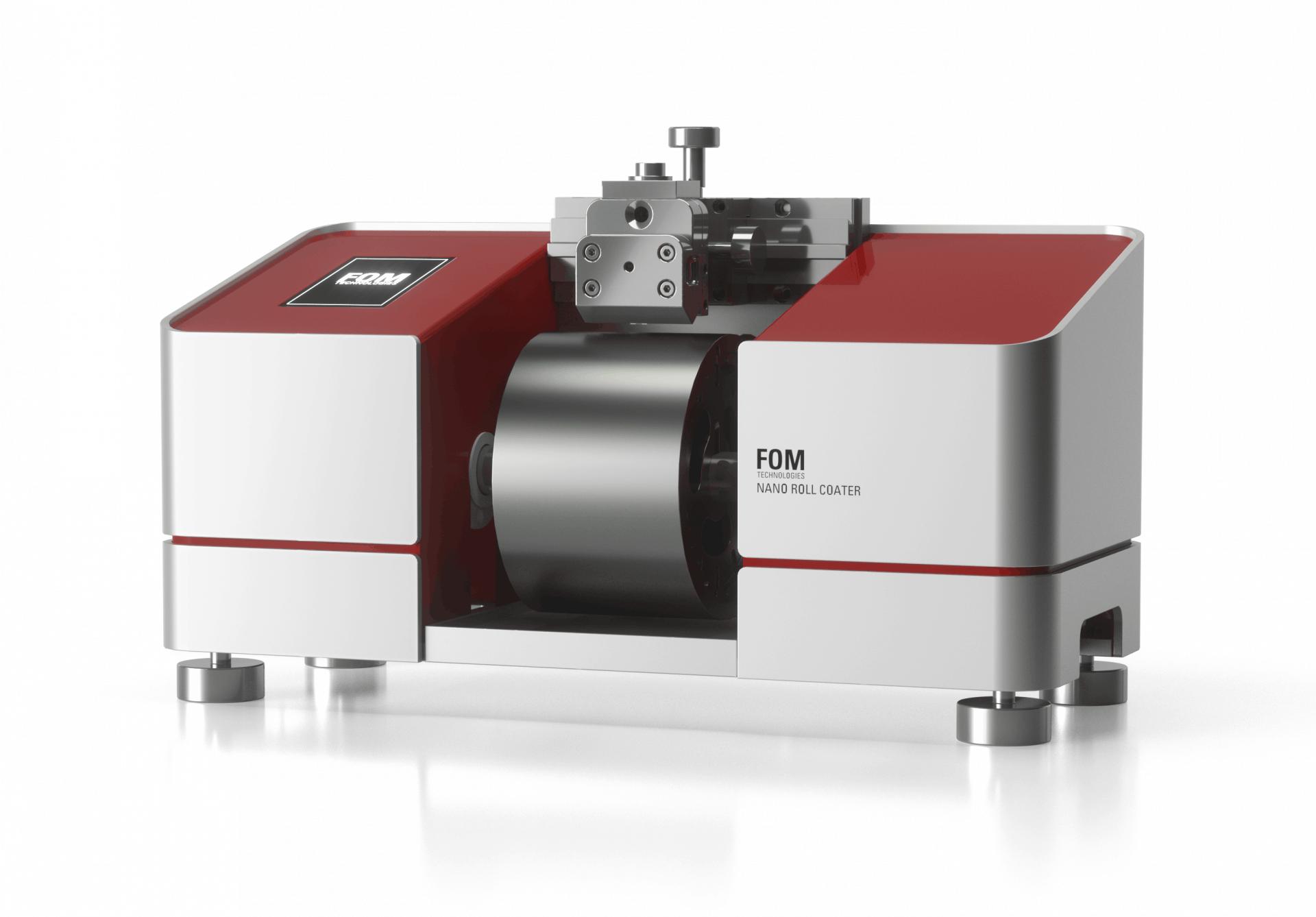 Coating manufacturer, Nano roll coater