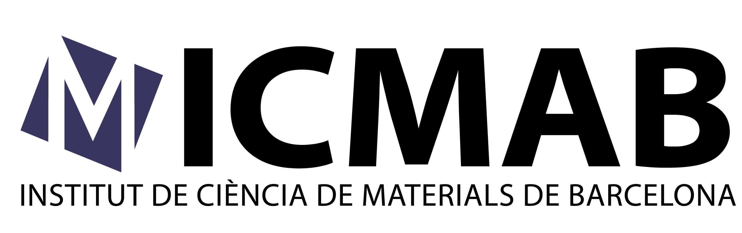 Institut de Ciéncia de materials de Barcelona logo