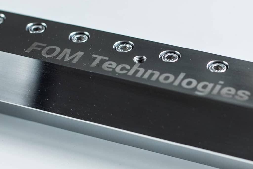 FOM Xtra-large slot die head