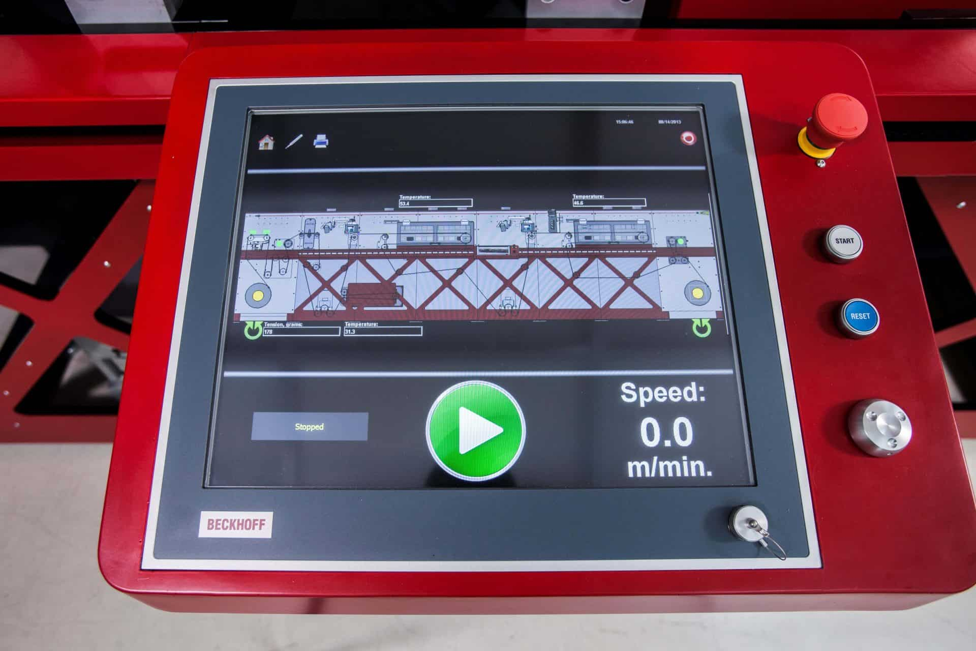 FOM moduloR2C User Interface