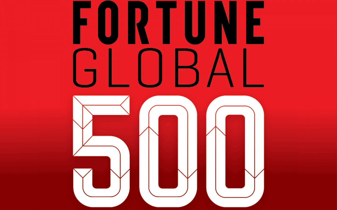 ANOTHER FORTUNE 500 COMPANY AS CUSTOMER