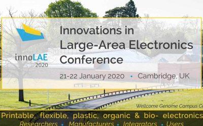 EXHIBITING AT INNOLAE 2020 IN CAMBRIDGE