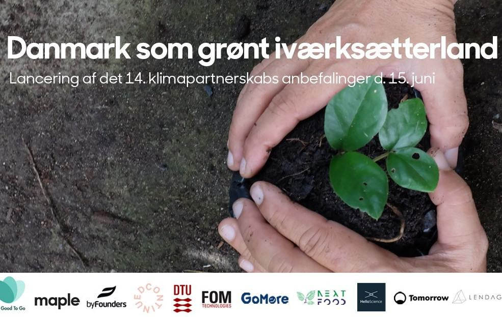 THE FUTURE OF DANISH INDUSTRY IS GREEN