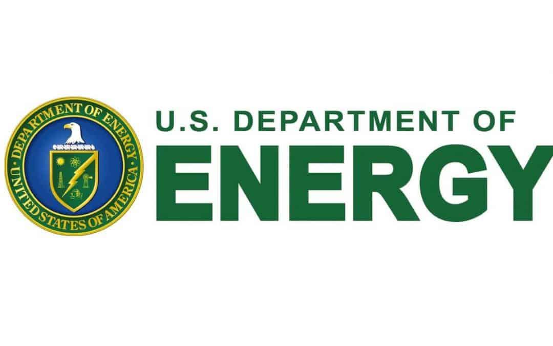 U.S. Dept. of Energy awards FOM contract