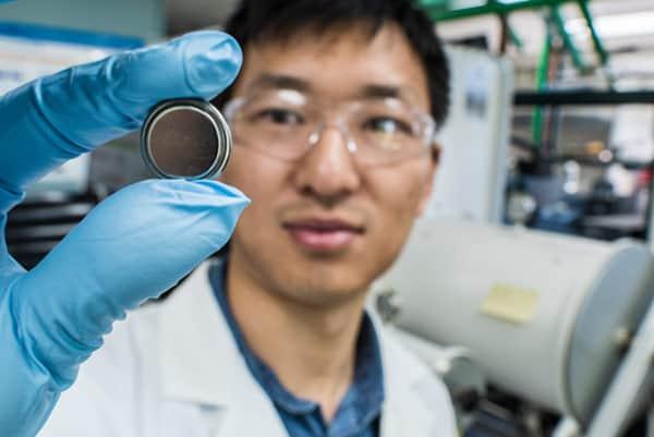 Li-ion battery researcher