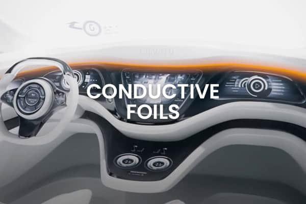 Conductive foils