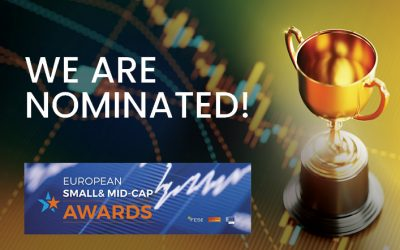 FOM nominated in the European Small and Mid-Cap Awards 2021