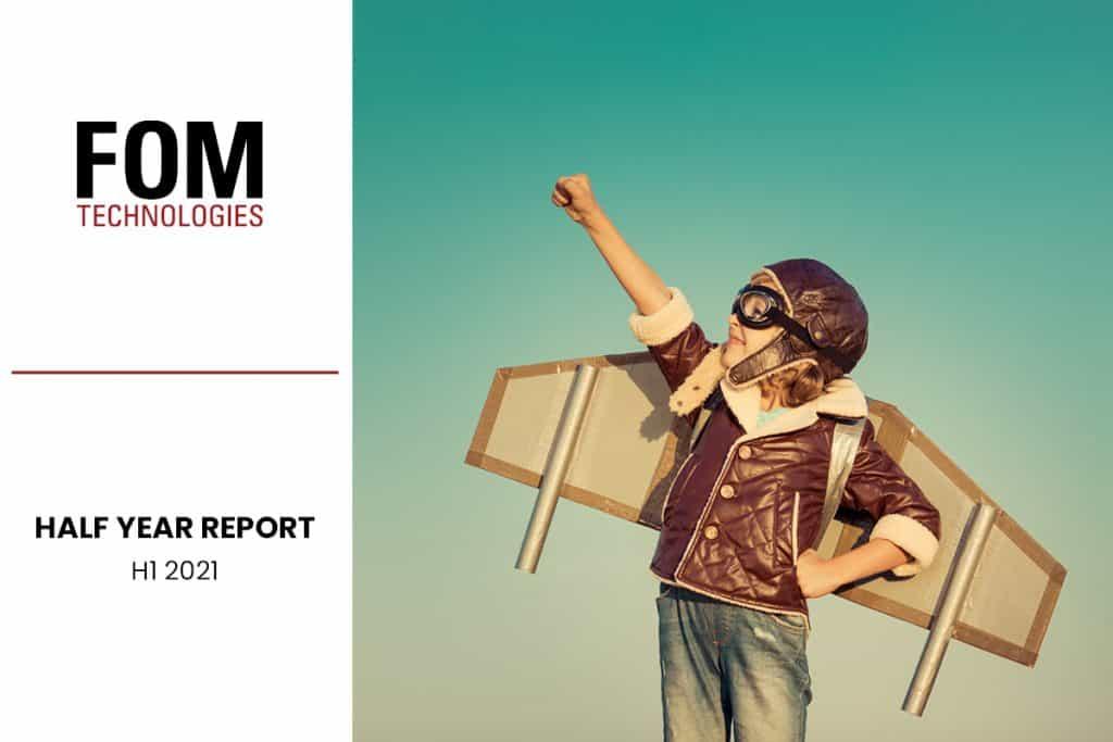 Half year report