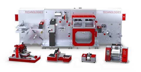 FOM Technologies machines