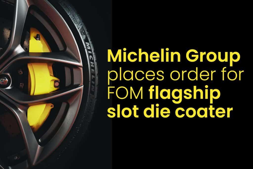 FOM sale Michelin