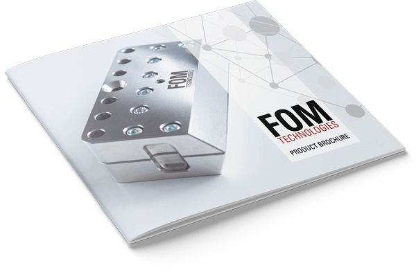 FOM Technologies - Product brochure